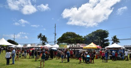 "The Hawaii Farm Bureau Presents ""Growing for Your Future"" the 55th Annual Hawaii State Farm Fair at Kualoa Ranch"